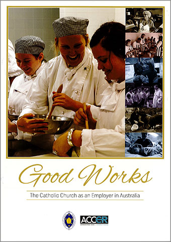 The cover of Good Works
